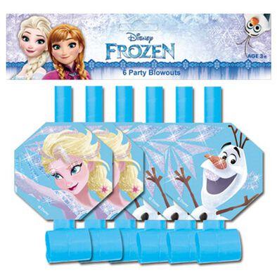 Disney Frozen迪士尼魔雪奇緣 套咭吹龍