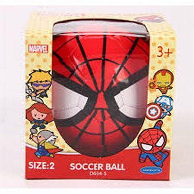 Spider-Man蜘蛛俠 人物造型足球(2號)