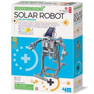 4M Green Sciencesolar Robot