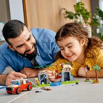 LEGO樂高城市系列 野生動物救援越野車 60301
