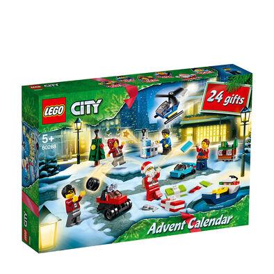 LEGO 樂高城市系列 Advent Calendar