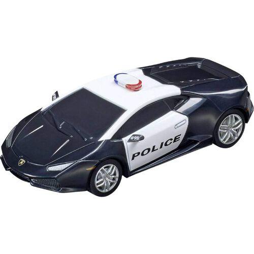 Carrera Go系列警察任務控制軌道套装 - 6.2米
