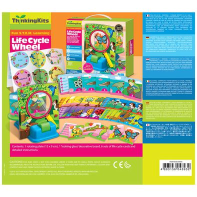 4M Thinking Kits Life Cycle Wheel