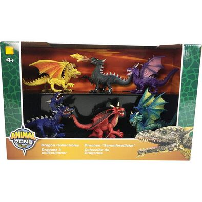 Animal Zone Dragon Collectibles
