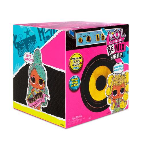 L.O.L. Surprise!驚喜寶貝 Remix娃娃 - 隨機發貨