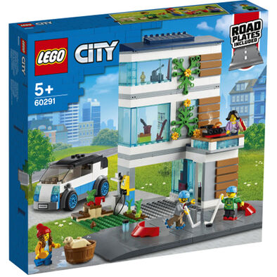 LEGO City Family House  -  60291