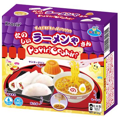 Kracie Foods 知育果子系列 食玩DIY 糖果日式拉麵