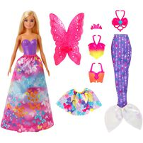 Barbie芭比 夢托邦換裝組合