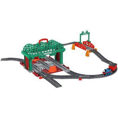 Thomas & Friends湯瑪士小火車 湯瑪士普福特車站套裝