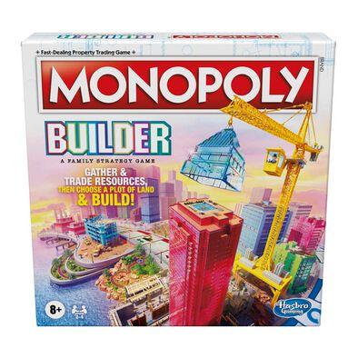 Monopoly大富翁 建造者