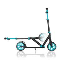 Globber高樂寶 大輪滑板車 (青色)