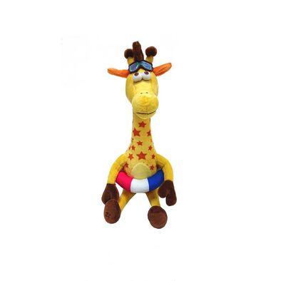 "Summer Vacation Geoffrey The Giraffe Toys""R""Us Mascot 13"" Soft Toy"