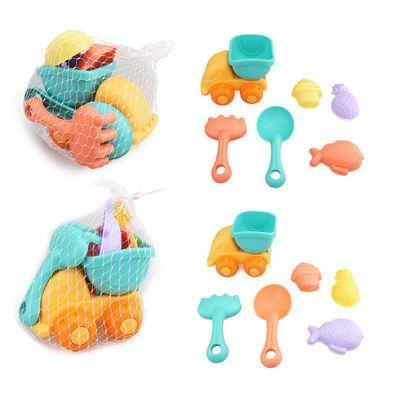Hong Yuan Sheng 鴻源盛 沙灘玩具套裝 6件 - 隨機發貨