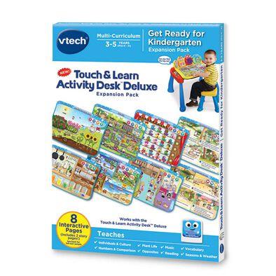 Vtech偉易達 點觸學習活動桌-擴充益智學習卡(為幼兒園做好準備)