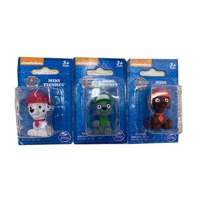 Paw Patrol Mini Figures - Assorted