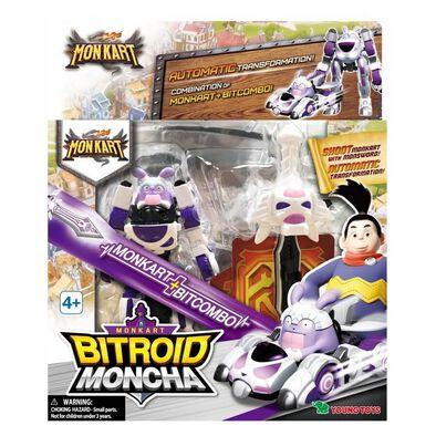Monkart精靈戰車合體裝 莫查