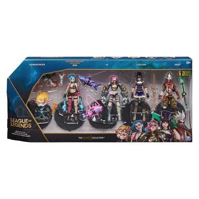 "League of Legends 4"" Figure - 5 Pack"