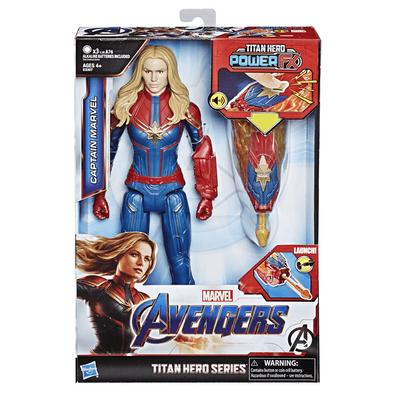 """Marvel Avengers漫威復仇者聯盟:Marvel隊長 12"""" 人偶"""