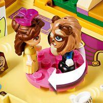 LEGO樂高廸士尼系列 美女與野獸樂高故事書 43177