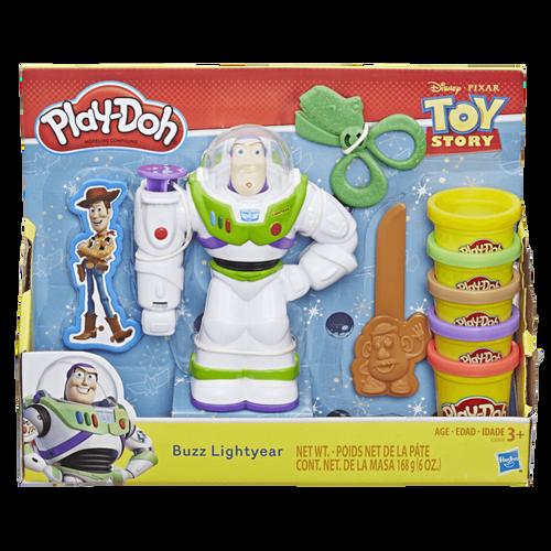 Play-Doh培樂多泥膠巴斯光年組