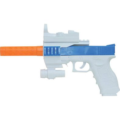 True Heroes真英雄 Action Blaster With Silencer