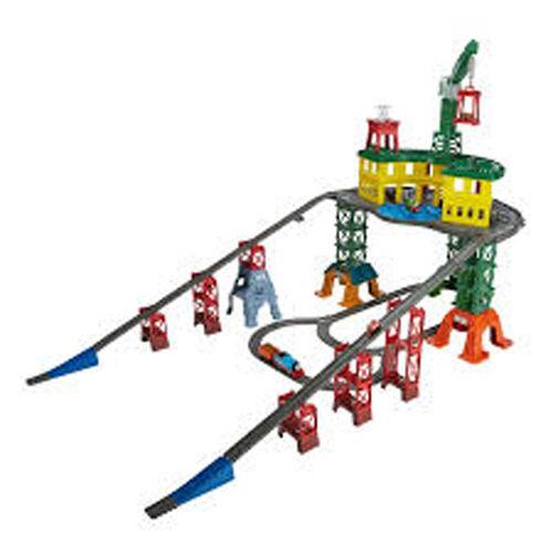 Thomas & Friends湯瑪士小火車 - 湯瑪士超級運輸站套裝