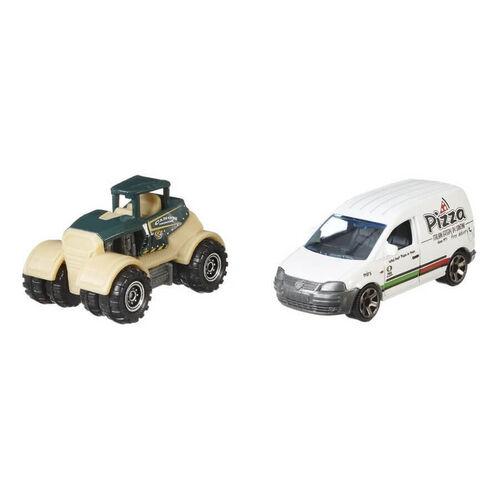 Matchbox火柴盒小汽車 3寸合金車系列 - 隨機發貨