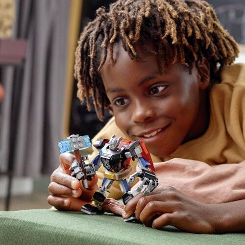 LEGO樂高漫威超級英雄系列 Thor Mech Armor - 76169