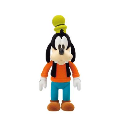 Disney迪士尼 DIY奇妙小鎮 - 高飛絨毛可動公仔