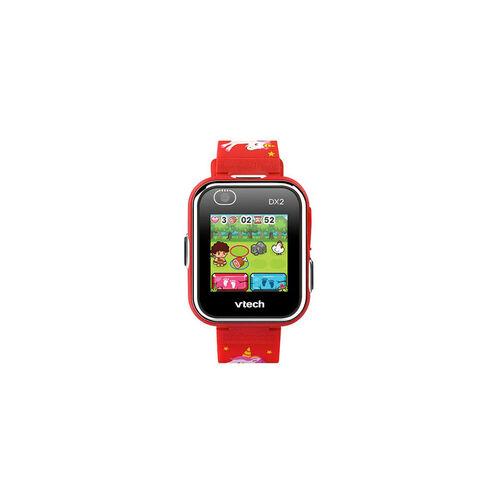 Vtech偉易達 輕觸式智能相機學習手錶 Dx2 紅色