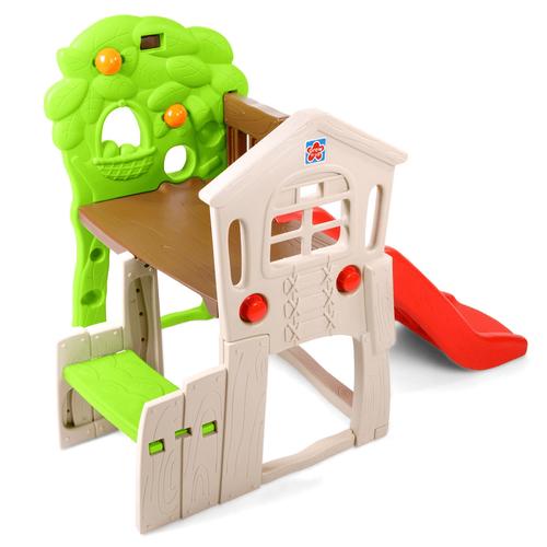 Grow'n Up高思維 我的攀爬滑梯小樹屋
