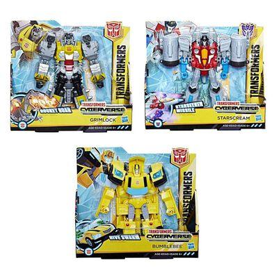 Transformers Cyberverse Ultra - Assorted