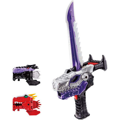 Power Rangers Ryusoulger騎士龍系列 Dx 蓋索古長劍及騎士龍魂套裝