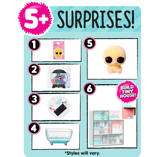 L.O.L. Surprise!驚喜寶貝 驚喜迷你寵物 - 隨機發貨