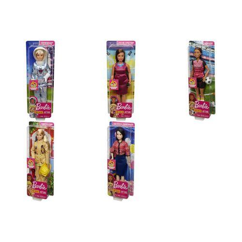 Barbie芭比60週年職場造型組合 - 隨機發貨