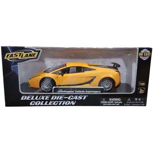 Fast Lane極速快線 1:24合金車 隨機發貨