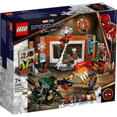 LEGO樂高漫威超級英雄系列 Spider-Man at the Sanctum Workshop 76185