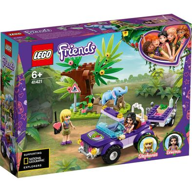LEGO Friends 大象寶寶森林樂園 41421