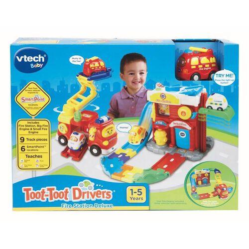 Vtech偉易達 互動學習車系列 - 大消防車