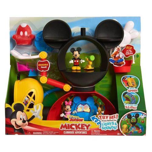Disney迪士尼 米奇歷險場景套裝