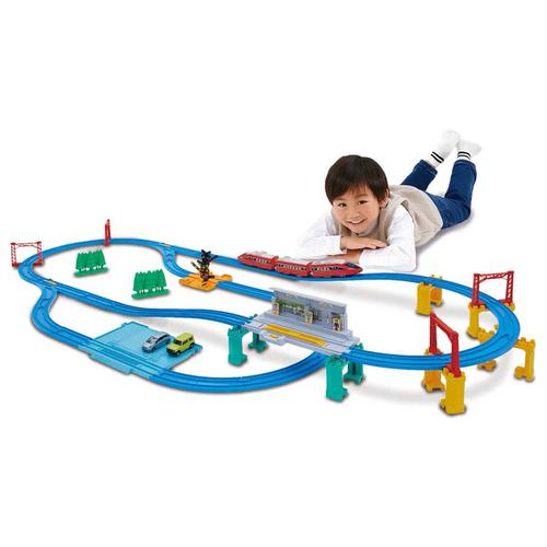 Plarail新幹線 精選火車套裝