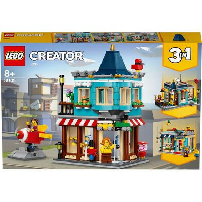 LEGO樂高創意系列 城鎮玩具店 31105