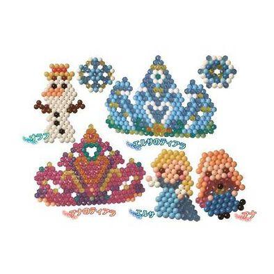 Disney Frozen迪士尼魔雪奇緣繽紛旋轉水串珠補充裝