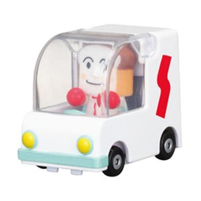 Anpanman麵包超人gogo迷你車-方包超人