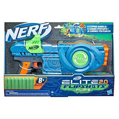 NERF熱火精英2.0系列 衝擊波極速翻動8發射器