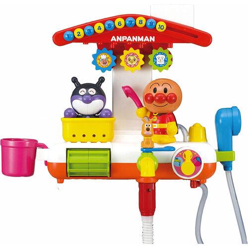 Anpanman 麵包超人浴室花灑玩具組合