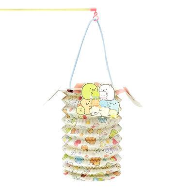 Sanrio三麗鷗 角落小夥伴紙燈籠 黃色 L