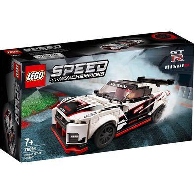 LEGO樂高超級賽車系列 LEGO Speed Champions Nissan Gt-R Nismo 76896