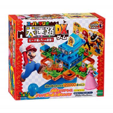 Epoch Games Mario Maze Game Dx