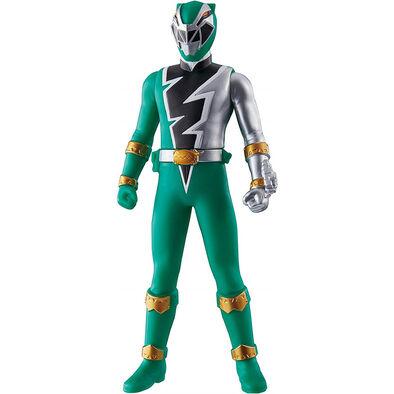 Power Rangers Ryusoulger騎士龍系列 - 龍裝綠戰士